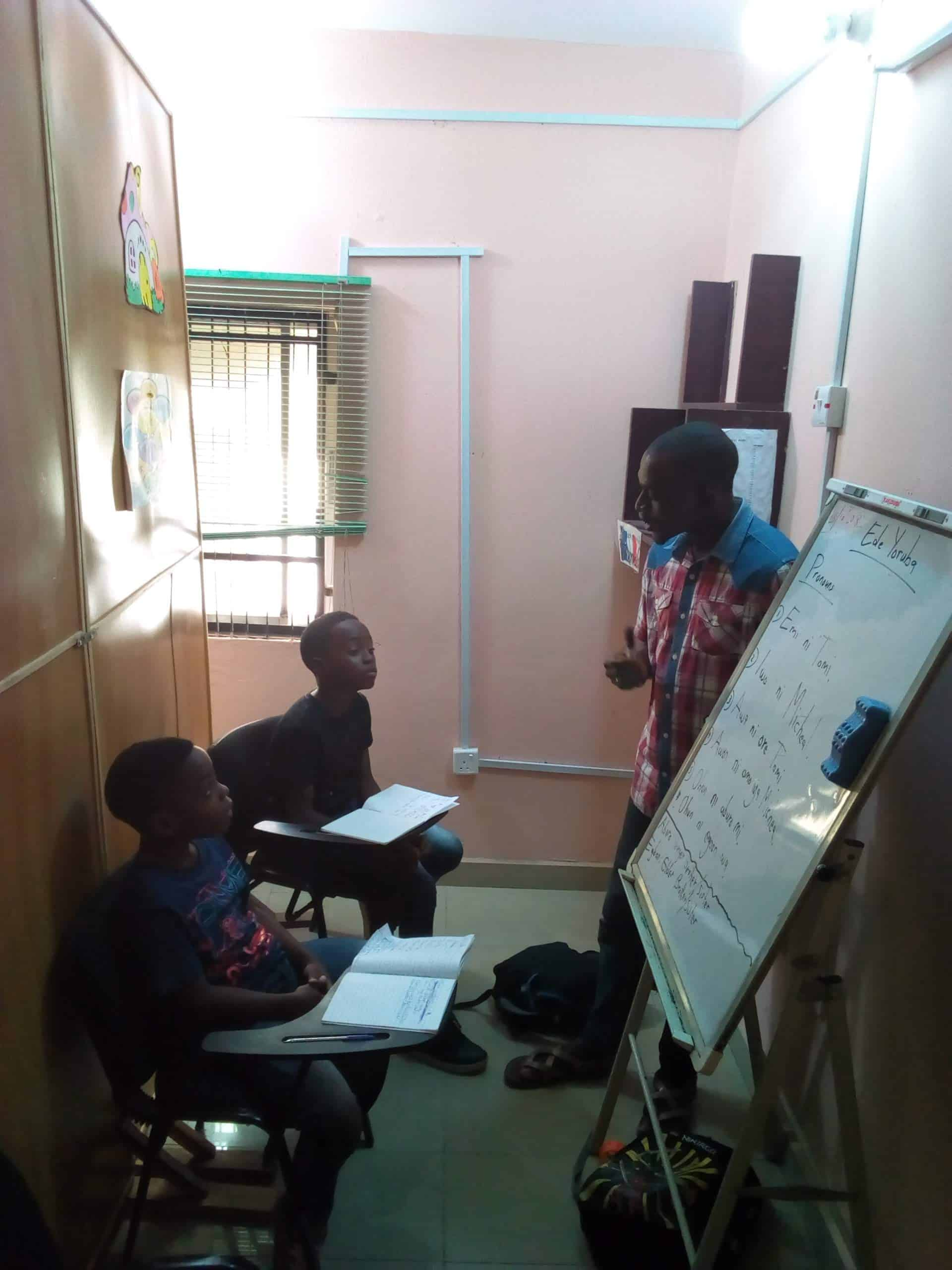 YORUBA LANGUAGE CLASSES